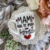 skodelica za mami darilo za mami materinski dan skodelica mami radi te imamo