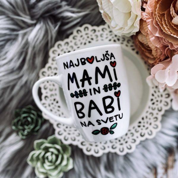 darilo za mami skodelica materinski dan